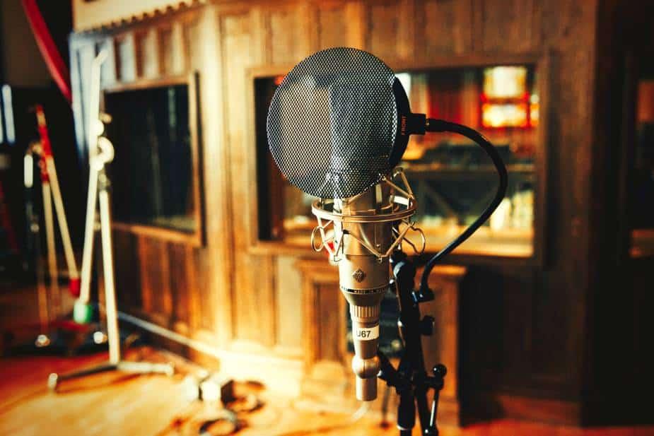 Best condenser mic under 50