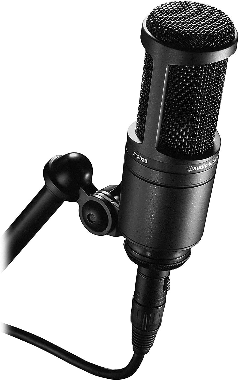 Audio Technica - best rapping microphones