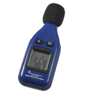 BAFX - best spl meter