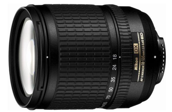 NIKON 18-135MM - best wildlife lens for Nikon