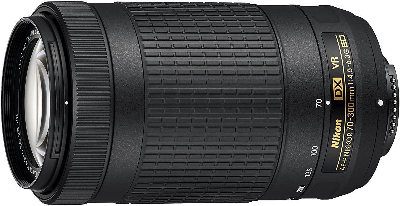 NIKON AF-P DX - best wildlife lens for Nikon