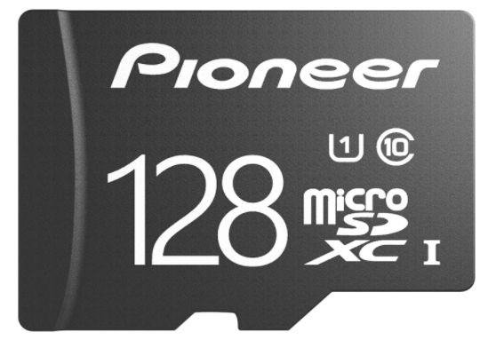 Pioneer - best sd card for Mavic 2 Pro