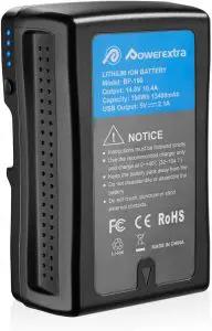 Powerextra - best v mount battery