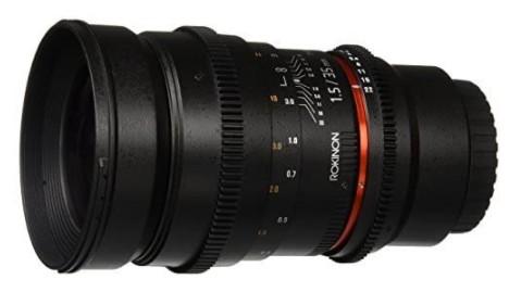 ROKINON 35MM T1.5