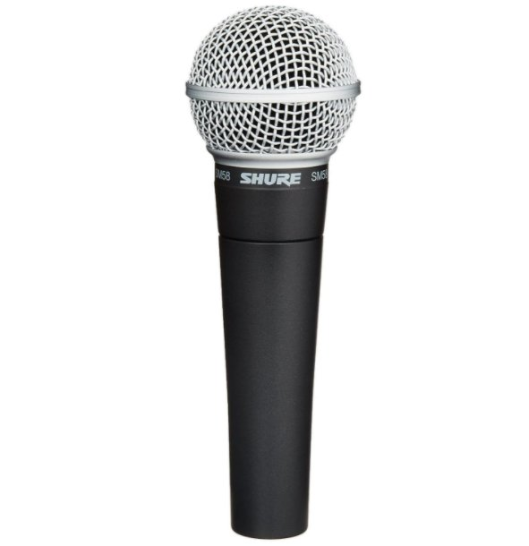SHURE SM58-LC - best rapping microphones