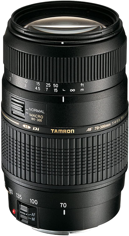 TAMRON A17E - best macro lens for canon