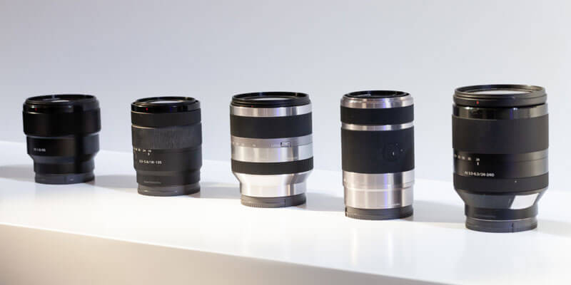 best lens for product photography