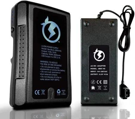 juicebox - best v mount battery