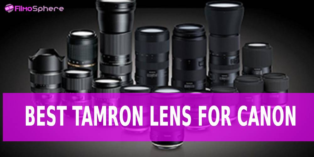 best tamron lens for canon