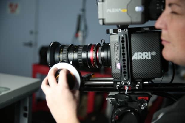 lens and focus - CINEMATIC LANGUAGE