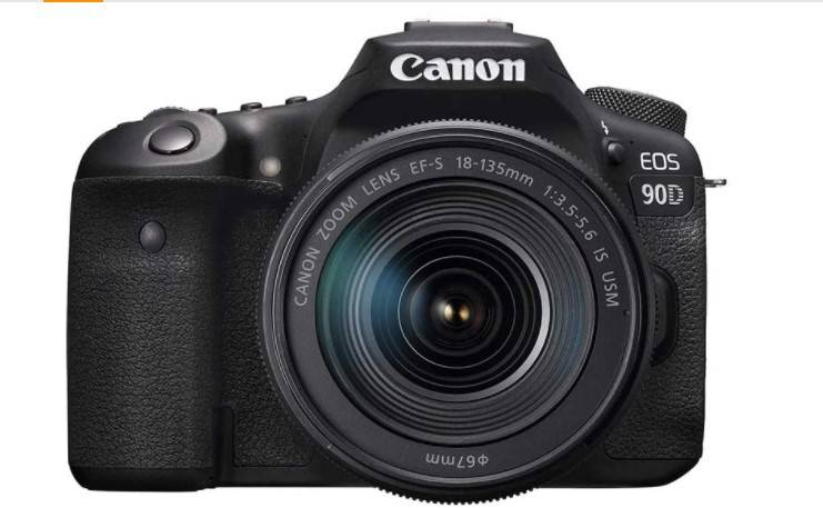 Canon EOS 90D - best camera for music videos