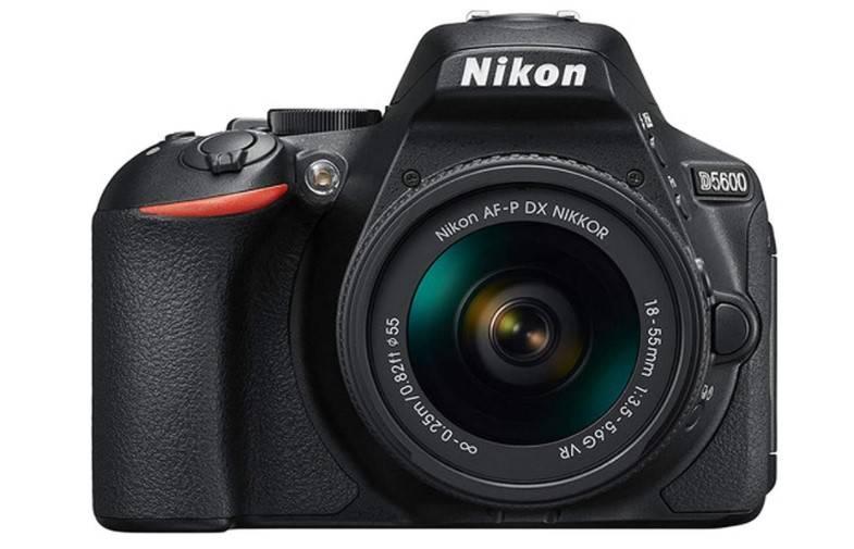 Nikon d5600 - best camera for music videos