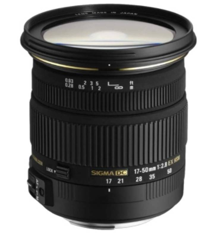 Sigma 17-50mm - best lens for nikon d3100
