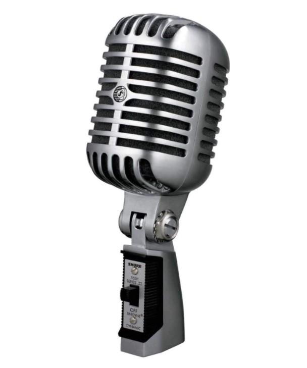 shure 55sh - best vocal mic under 1000