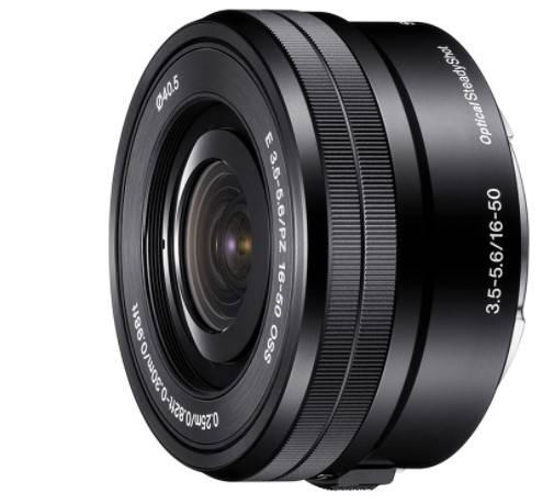 sony 16-50 - best lens for vlogging