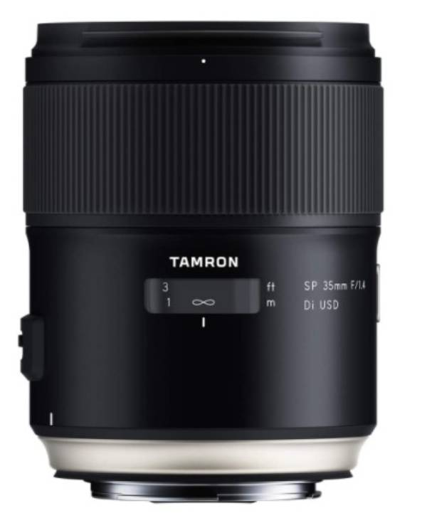 Tamron SP 35mm - best Tamron lens for Canon