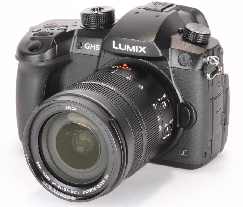 Panasonic Lumix-GH5