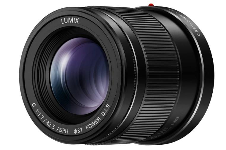 panasonic 42.5mm - best lens for gh5