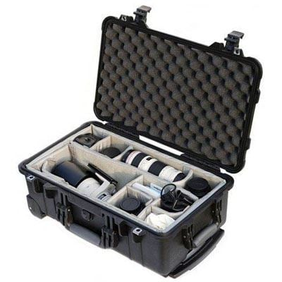 HARD CASES FOR CAMERA EQUIPMENTS