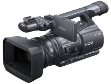 Sony HDRFX1000 - BEST SONY PROFESSIONAL CAMCORDER
