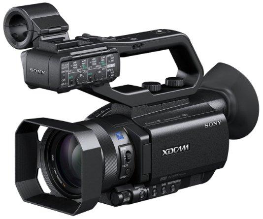 Sony PXW-X70 - BEST SONY PROFESSIONAL CAMCORDER