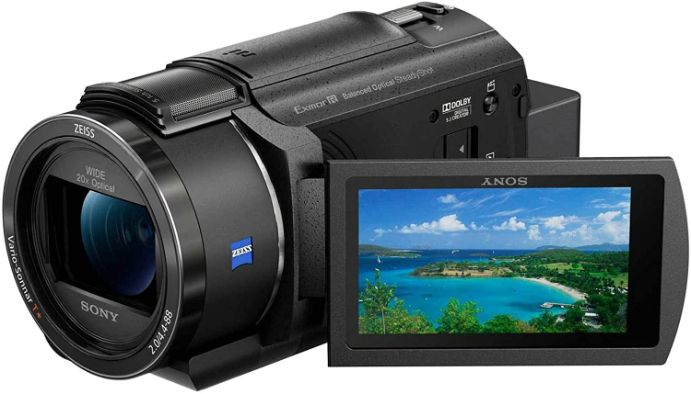 Sony FDR-AX43 - best sony video camera