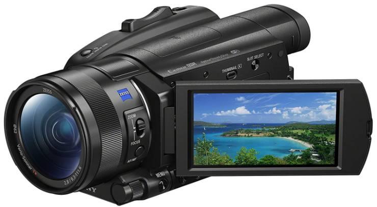 best sony video camera