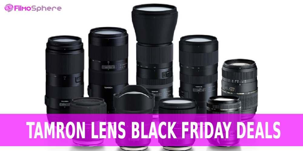 tamron lens black friday deals