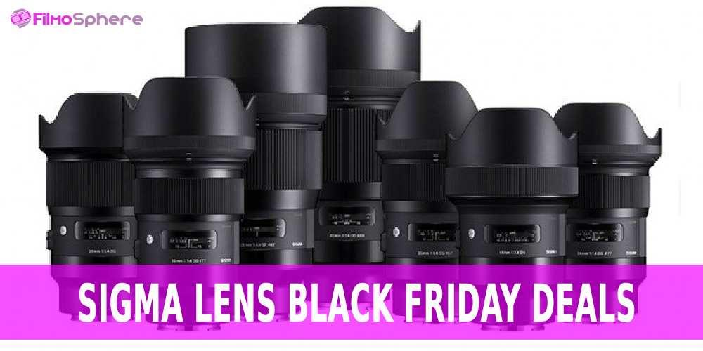 sigma lens black friday deals